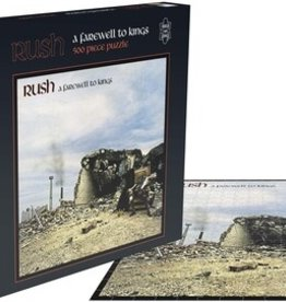 Rush/A Farewell To Kings - Puzzle