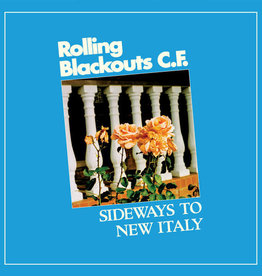 Rolling Blackout Coastal Fever / Sideways To New Italy (Loser Edition Blue Vinyl)