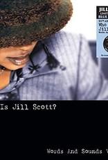 Scott, Jill / Who Is Jill Scott (Blue Vinyl)