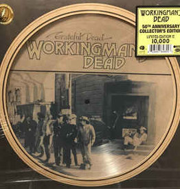 Grateful Dead / Workingman's Dead (50th Anniversary Picture Disc)