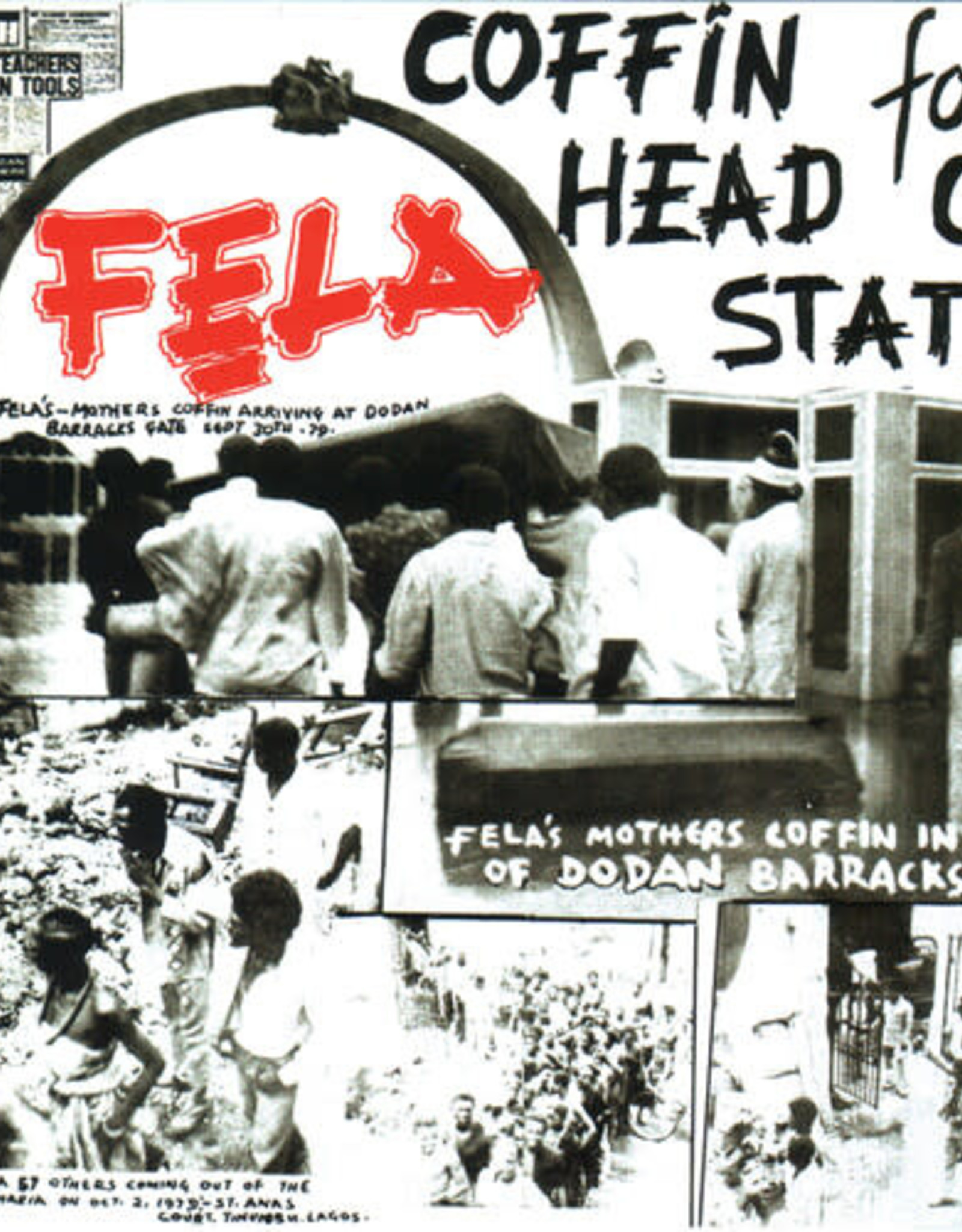 Kuti, Fela / Coffin For Head Of State