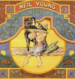 Young, Neil / Homegrown (2020)