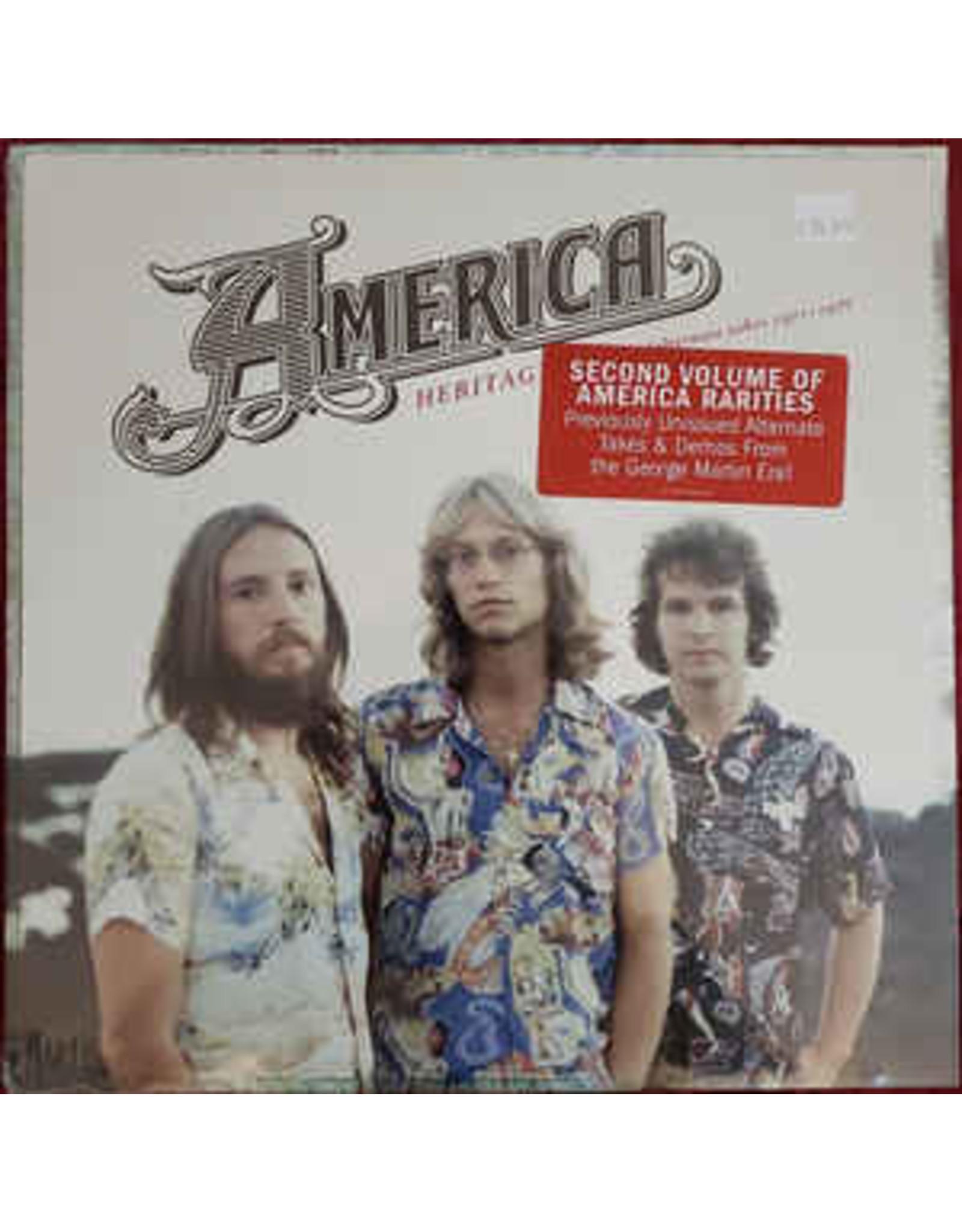 America / Heritage II: Demos