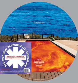 Red Hot Chili Peppers / Californication (2x Pic Disc)