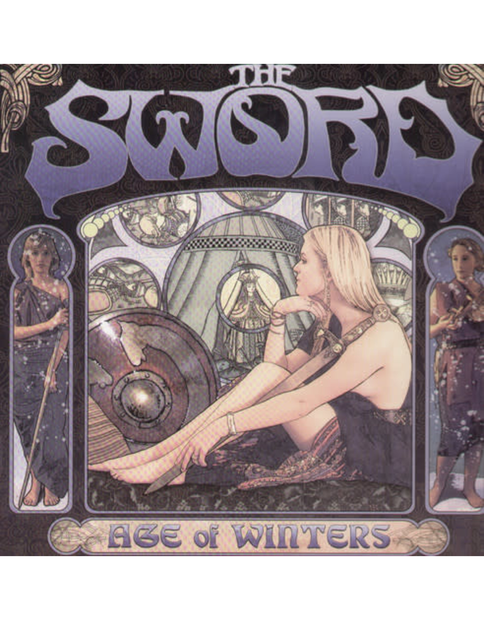 AGE OF WINTERS - SWORD