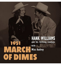 """Williams, Hank / March Of Dimes 10"""" (D)"""