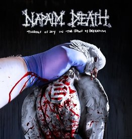 Napalm Death / Throes Of Joy In The Jaws Of Defeatism