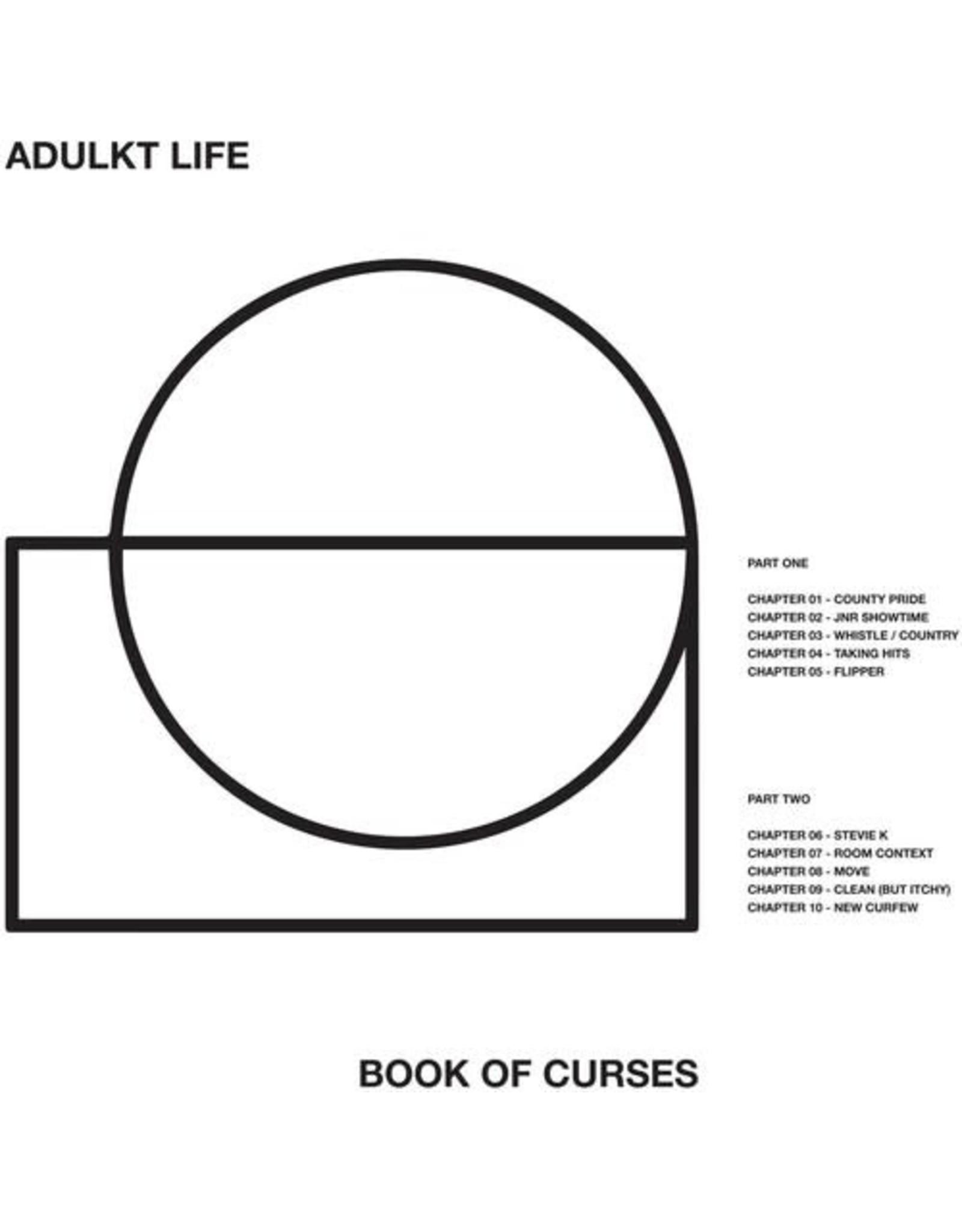 Adulkt Life / Mook Of Curses (White Vinyl)