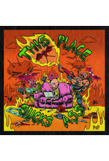 Pup / This Place Sucks Ass (Neon Green Vinyl)