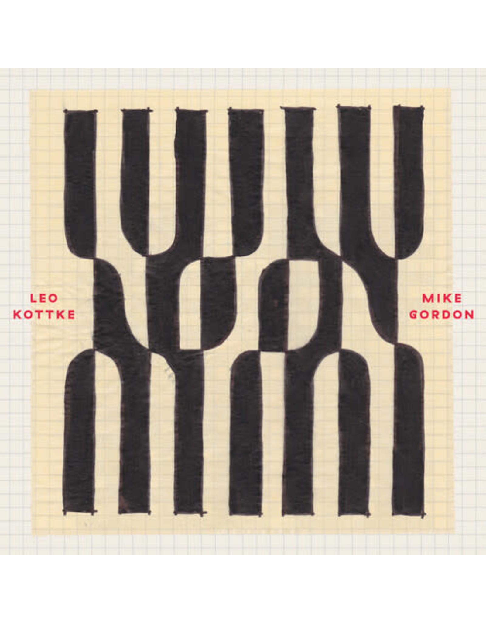 Kottke, Leo - Mike Gordon / Noon (Red-Gold Vinyl)