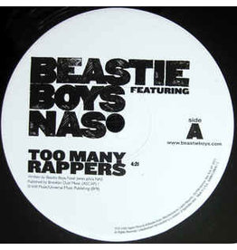 Beastie Boys & Nas / Too Many Rappers