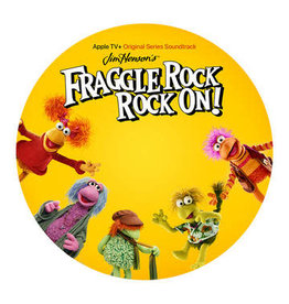"Fraggle Rock / Rock On 10"" pic disc (RSD 2020) (D)"