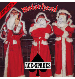 Motorhead / Ace Of Spades Holiday Edition (Red Vinyl) (RSD 2020) (D)