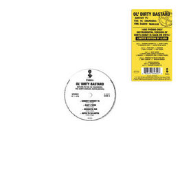 Ol' Dirty Bastard / Return To The 36 Chambers - Instrumentals (RSD 2020) (D)