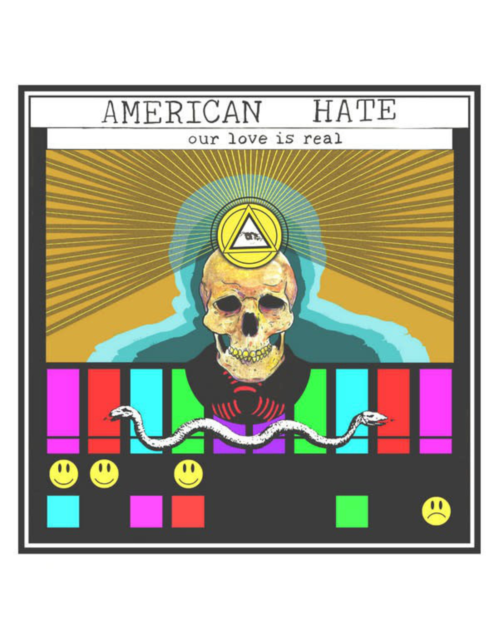American Hate / Our Love Is Real [LOCAL]