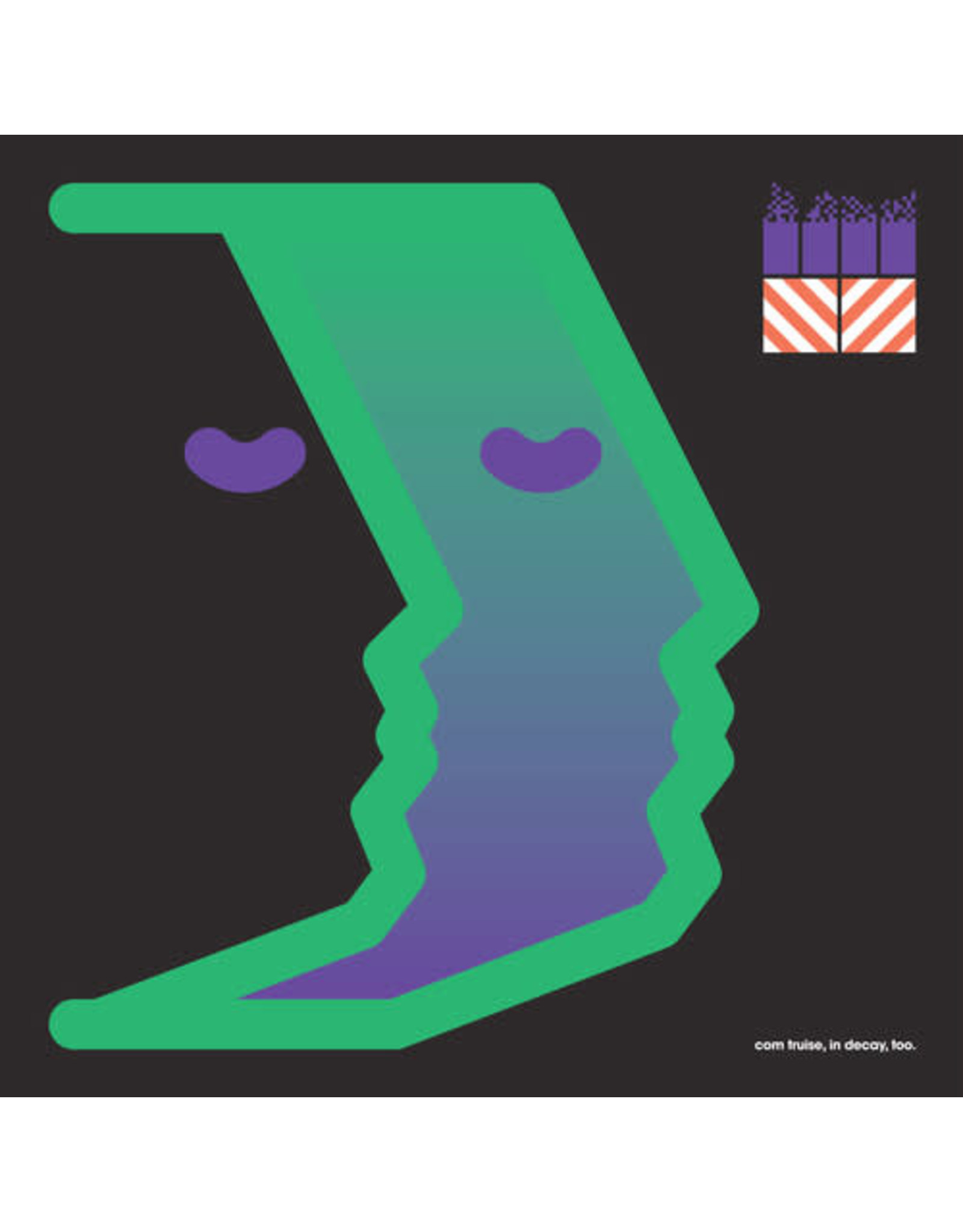 Com Truise / In Decay, Too (Synthetic Storm Vinyl)