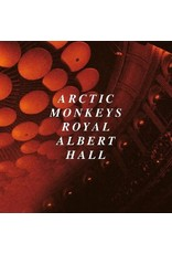Arctic Monkeys / Live At The Royal Albert Hall (2 x 180g Clear Vinyl)