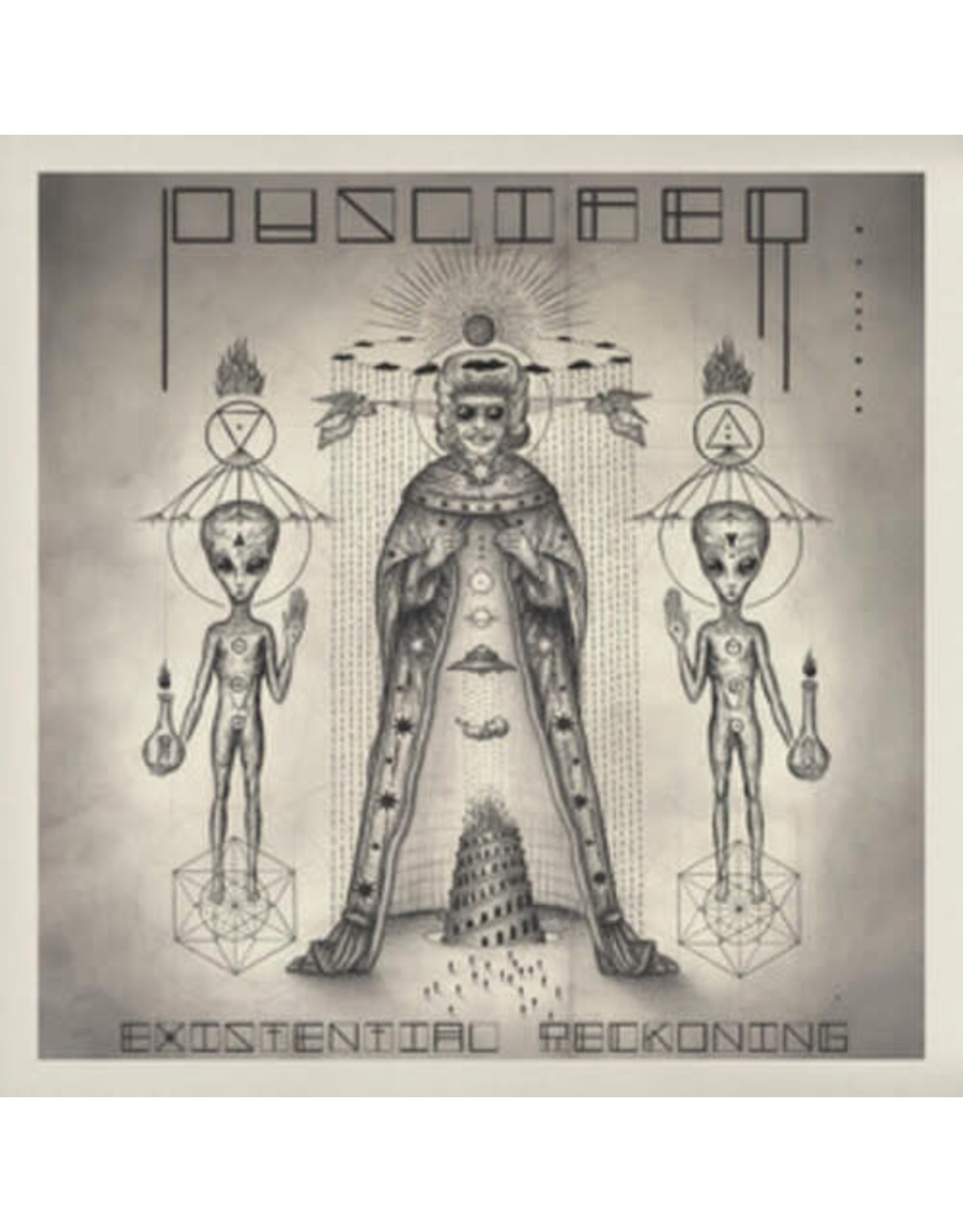 Puscifier / Existential Reckoning (Clear Vinyl)