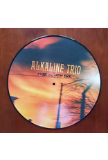 Alkaline Trio / Maybe I'll Catch Fire (2020 Pic Disc) (D)