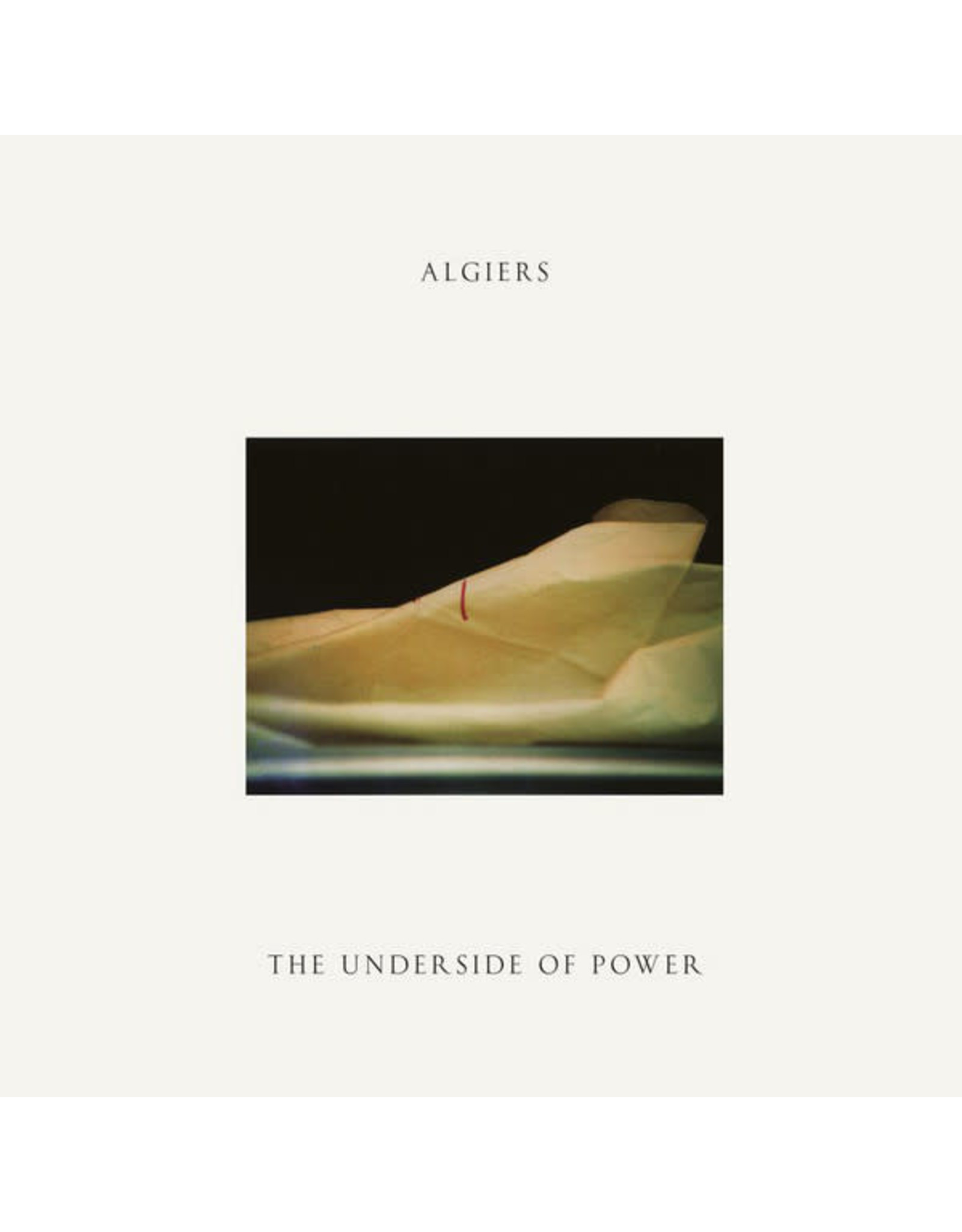 Algiers / Underside Of Power (D)
