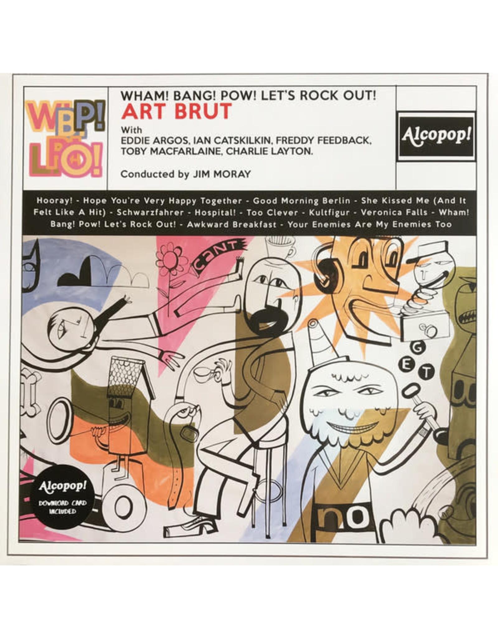 Art Brut / Wham Bang Pow Let's Rock Out (D)