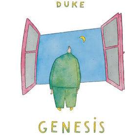 Genesis / Duke (180g White Vinyl)
