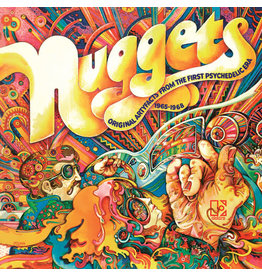 Nuggets / Original Artyfacts From The First Psychedelic Era 1965-1968 (140g)