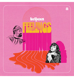 Brijean / Feelings (Lava Lamp Vinyl)