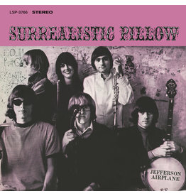 Jefferson Airplane / Surrealistic Pillow (2021)