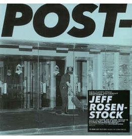 Rosenstock,Jeff / Post (blue vinyl)