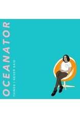 Oceanator / Things I Never Said - orange swirl vinyl