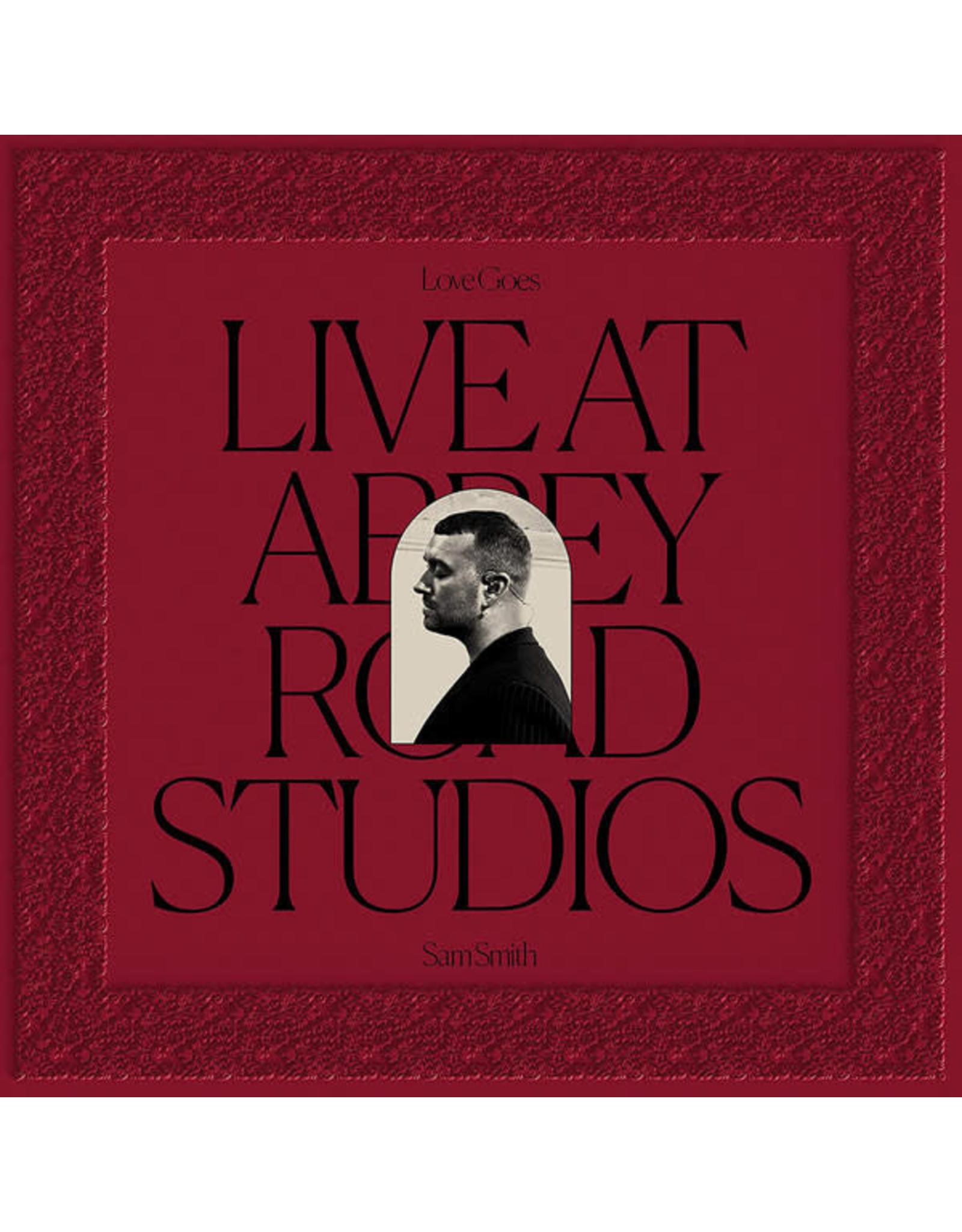 Smith, Sam / Live At Abbey Road Studios