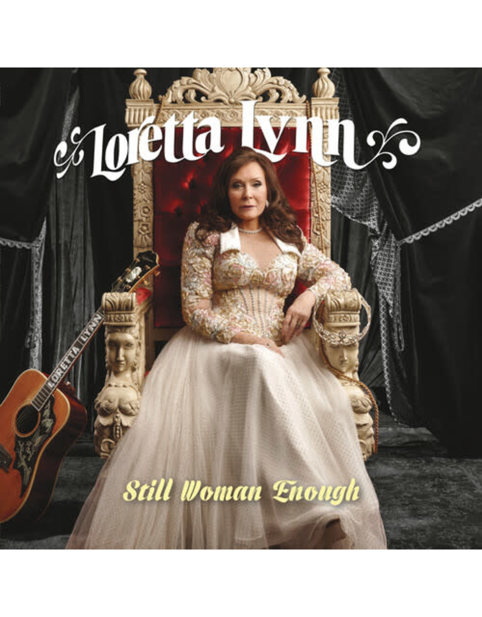Lynn, Loretta / Still Woman Enough (150g)