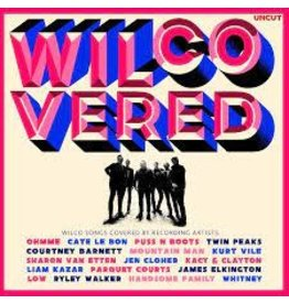 Wilco / Wilcovered (Various Artists, Red Vinyl)
