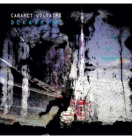 Cabaret Voltaire / Dekadrone (2x White Vinyl)
