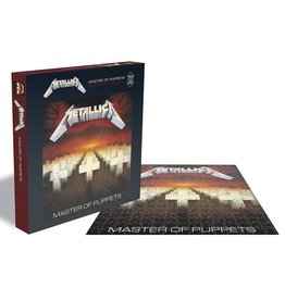 Metallica/Master Of Puppets Puzzle