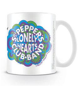 Beatles Sgt Pepper Mug