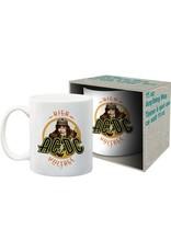 AC/DC / High Voltage LP art Mug