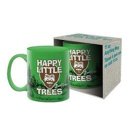 Bob Ross / Trees 11oz Mug