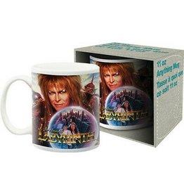 Labyrinth Bowie Crystal Ball Mug