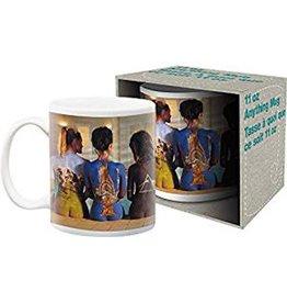 Pink Floyd  Back Art 11oz Mug