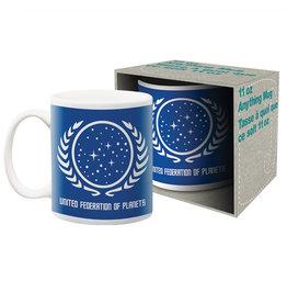 Star trek United Federation Mug