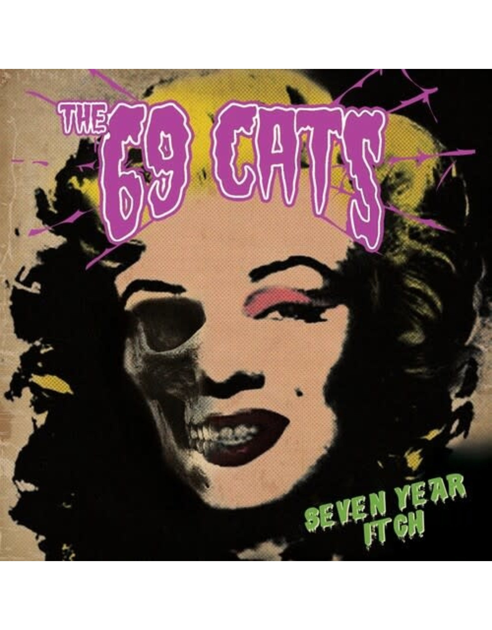 69 Cats / Seven Year Itch (Pink Vinyl)