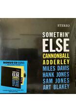 Adderley,Cannonball / Somethin' Else