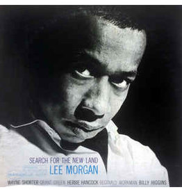 MORGAN,LEE / SEARCH FOR THE NEW LAND