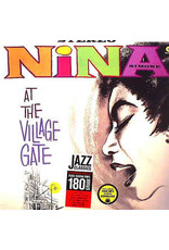 SIMONE,NINA / AT THE VILLAGE GATE