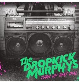 Dropkick Murphys / Turn Up That Dial (Coke Bottle Green Vinyl)