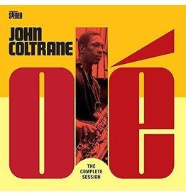 Coltrane, John / Ole Coltrane The Complete Session (Yellow 180g)
