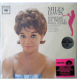DAVIS,MILES / SOMEDAY MY PRINCE WILL COME