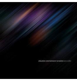 New Order / Education Entertainment Recreation Live 3xLP